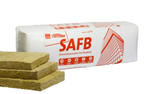 Package of Thermafiber SAFB insulation